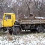 Автомобиль КАЗ-4540 б/у