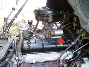 ГАЗ 66 двигатель