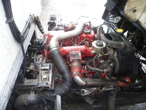 FAW 1041 двигатель