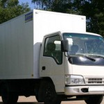 FAW 1041 фургон
