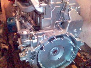ГАЗ 4301 двигатель