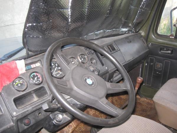 ГАЗ 4301 салон