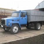 ГАЗ 4301 высокие борта
