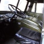 ГАЗ 66 салон