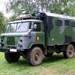 ГАЗ 66 военный