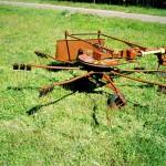 Грабли ворошилки роторного типа ГВР 420