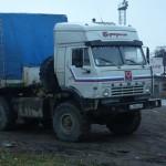 КамАЗ 44108 груженый