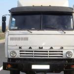 КамАЗ 5410 белый