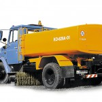 Коммунальная машина KO 829A 01