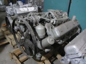МАЗ 5337 двигаель
