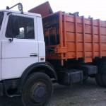 МАЗ 5337 мусоровоз