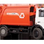 МАЗ 5337 мусоровоз профиль