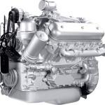 МАЗ 54329 ЯМЗ 236 двигатель