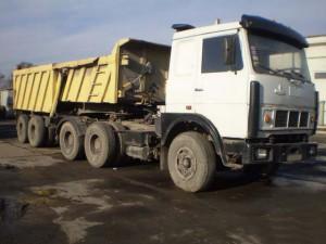 МАЗ-64229 профиль