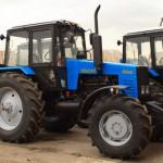 МТЗ 1221 трактор