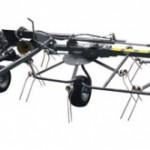 Прицепной шестироторный вспушиватель ST 780H