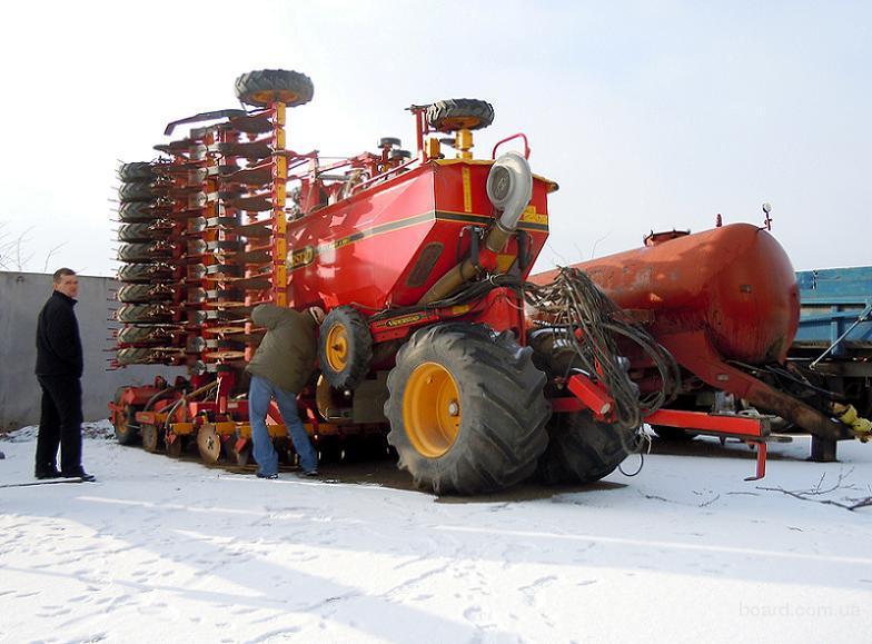Сеялка зерновая Vaderstad Rapid RDA 800C
