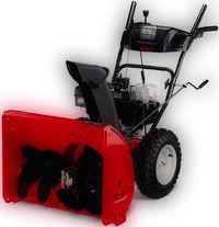 Снегоуборщик MTD E 640F красный