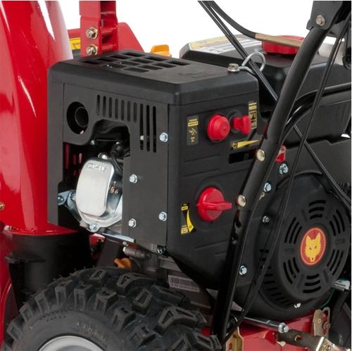 Снегоуборщик MTD ME 76 силовой агрегат