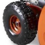 Снегоуборщик Prorab GST 110 EL колесо