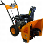 Технические характеристики и возможности снегоуборочной машины Prorab GST 50 S