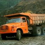 Tatra 148 оранжевый