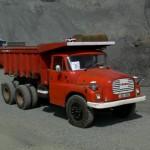 Tatra 148 самосвал
