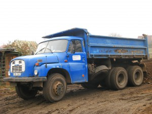 Tatra 148 синий