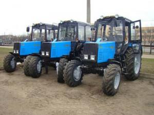 Трактора Беларусь: все модели и цены, отзывы владельцев МТЗ
