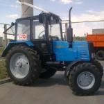 Трактор МТЗ 892 профиль