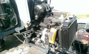Трактор ХТЗ-3512 двигатель