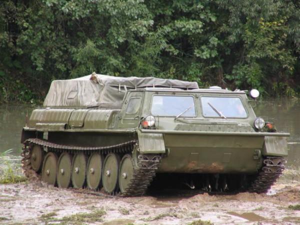 Вездеход ГАЗ 34039