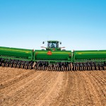 Зерновая сеялка John Deere 455