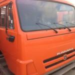 КамАЗ 43118 кабина