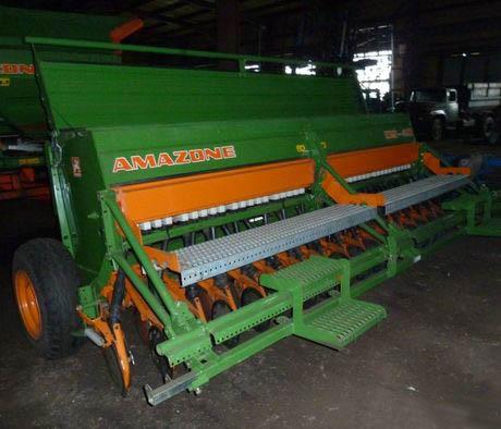 Сеялка Amazone D9 – 40 зеленая