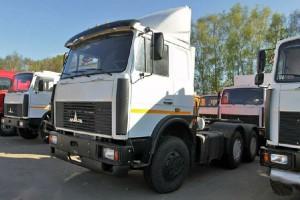 МАЗ 6422 новый