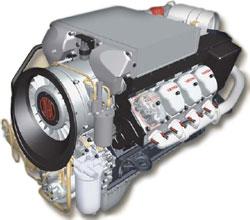 Мотор Tatra 815