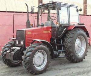 МТЗ 920 красный