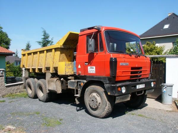 Tatra 815 профиль