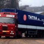 Технические характеристики самосвала Tatra 815