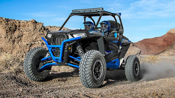 Polaris RZR XP1000EPS ралли