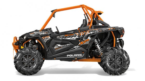 Polaris RZR XP1000EPS профиль