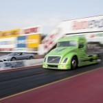 Volvo Mean Green гоночная трасса
