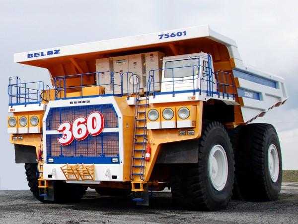 БелАЗ-75601