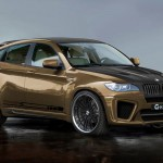BMW X6 Typhoon RS V10