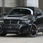 BMW X6 Typhoon RS V10 черный