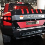 Dartz Prombron Monaco Red Diamond Edition сзади