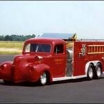 Гавайский орел пожарная машина