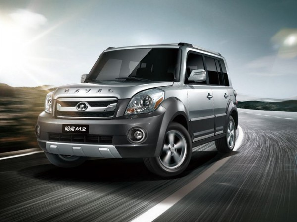 Great Wall Hover M2