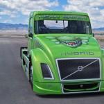 Mean Green Volvo